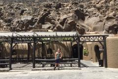 Ristorante Tagaror scavato della roccia